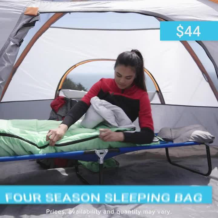 Wish_Camping_Four_Season_Sleeping_Bag