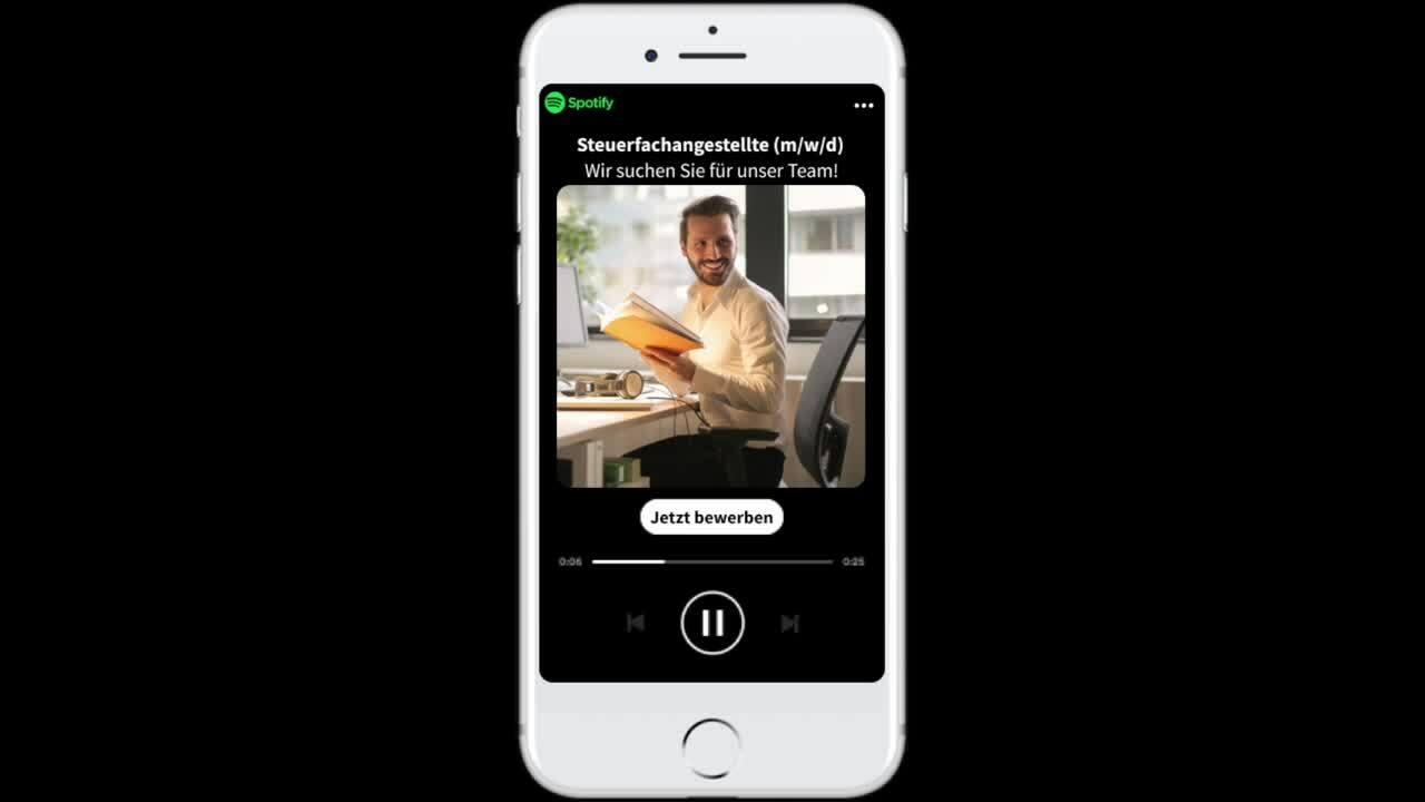 Spotify BSP Haufe