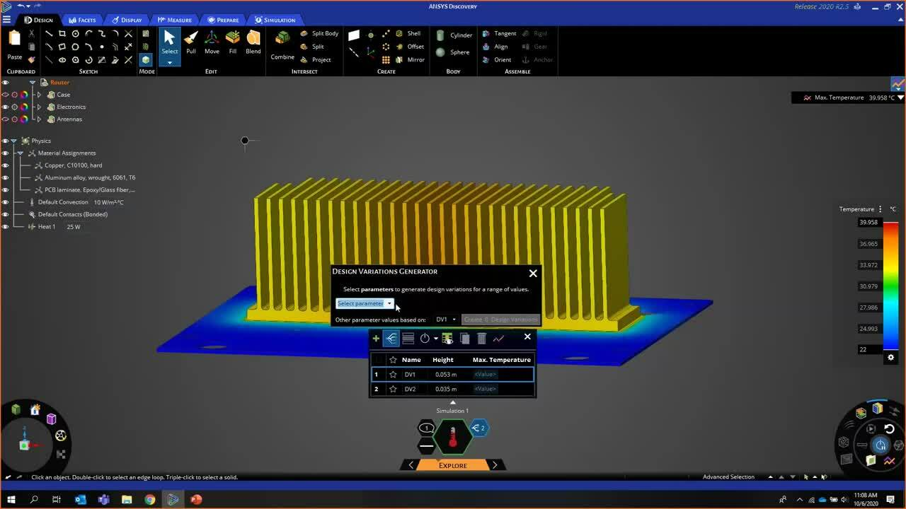Ansys On Demand Webinar
