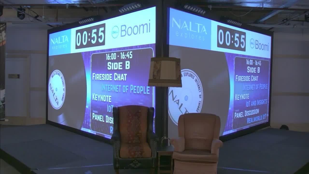 Nalta Explores Internet of Things - Youtube Stream Recording-01