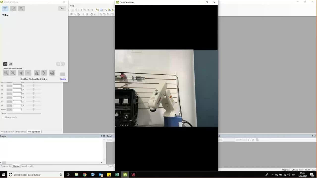 2. 15.02.21 Portafolio de soluciones y configuración básica de Robots Denso Nivel 2