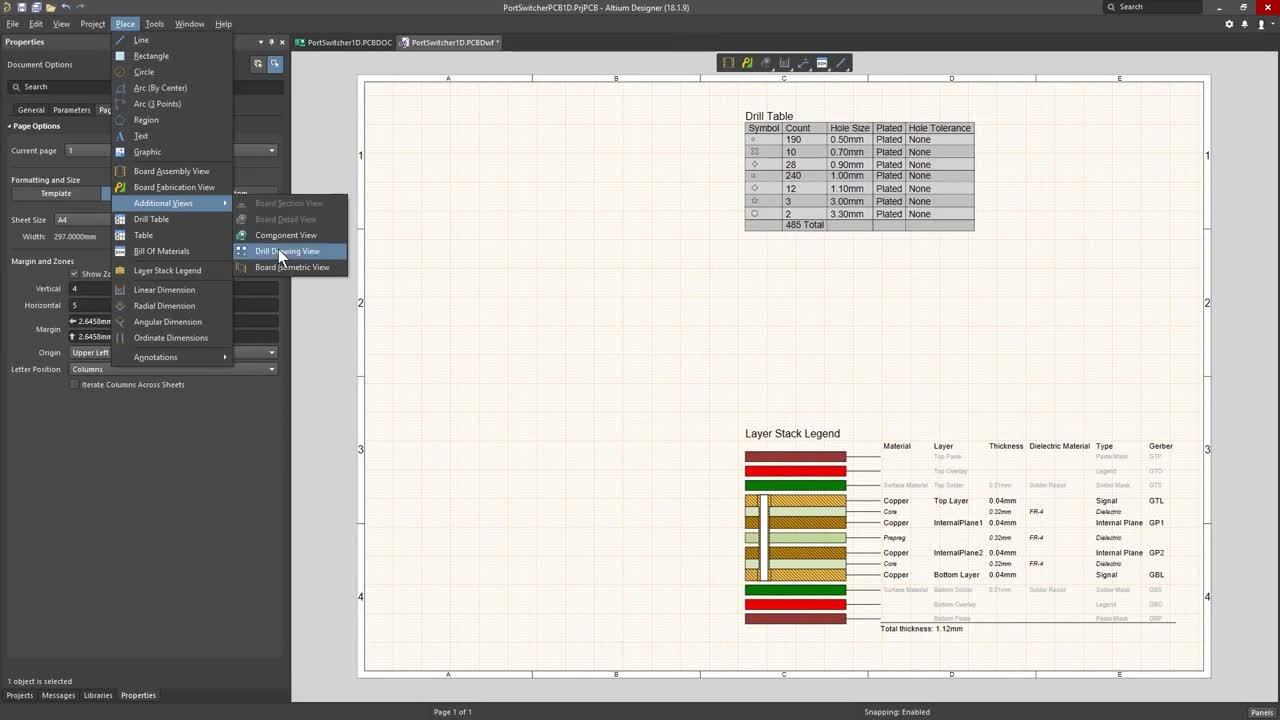 OrCAD Switch Video #3 Mfg Release w INTRO