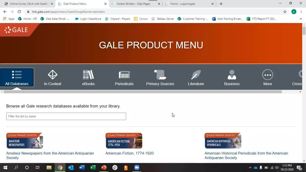Develop your Library Webpage to Support Online Research with Gale For Public Libraries Thumbnail