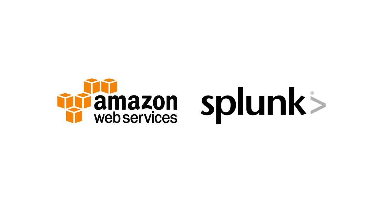 Splunk Partners with Amazon Web Services (AWS)   Partner Solutions