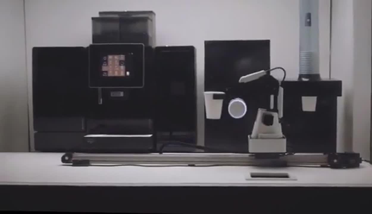 Dobot-Coffee