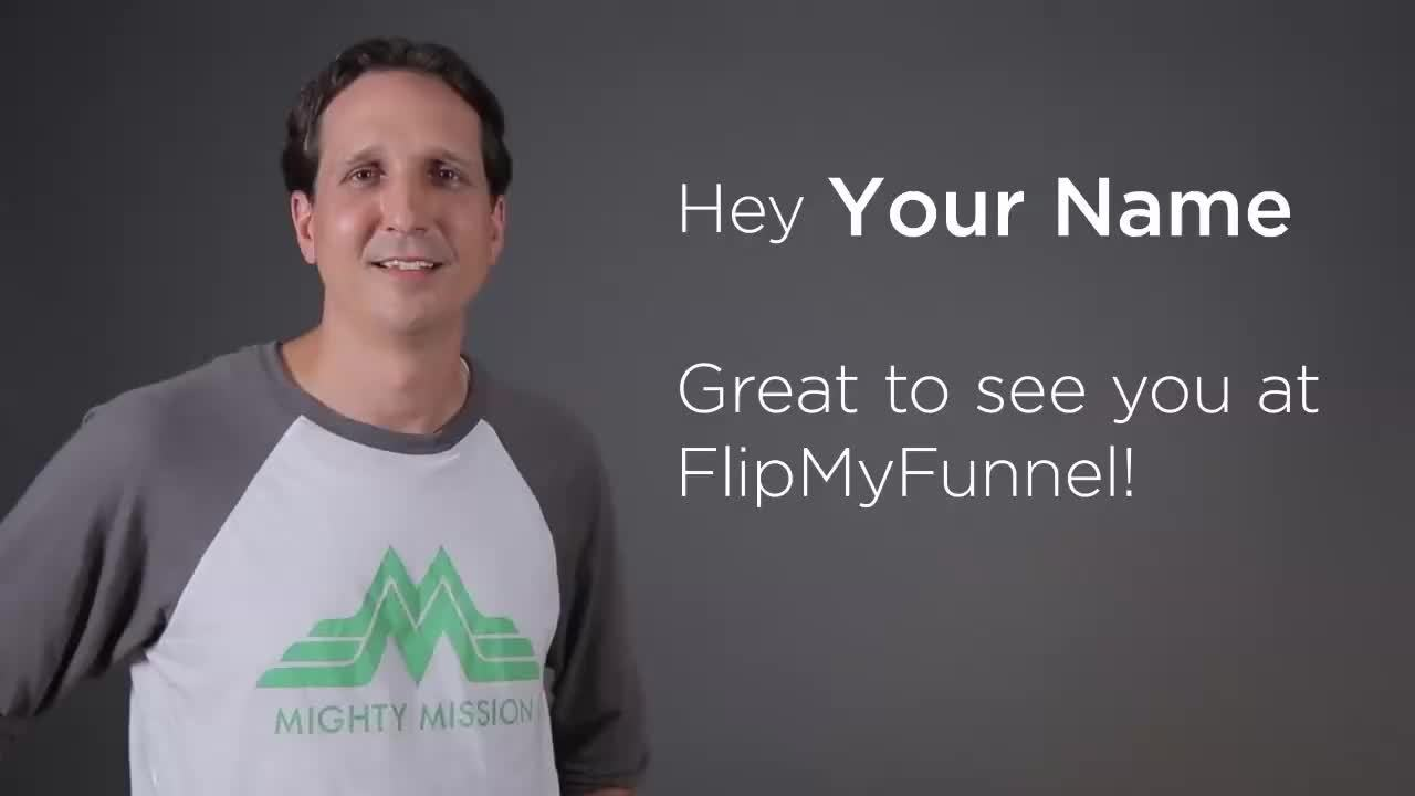 FlipMyFunnel Follow Up