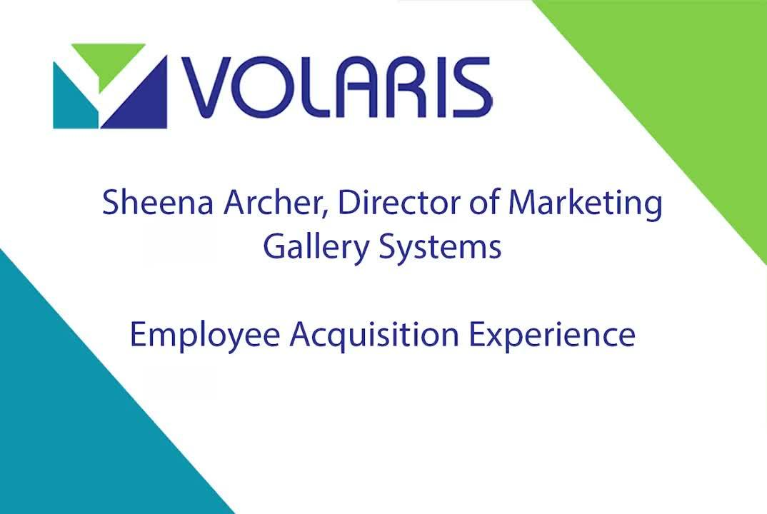 Employee Acquisition Experience - Gallery