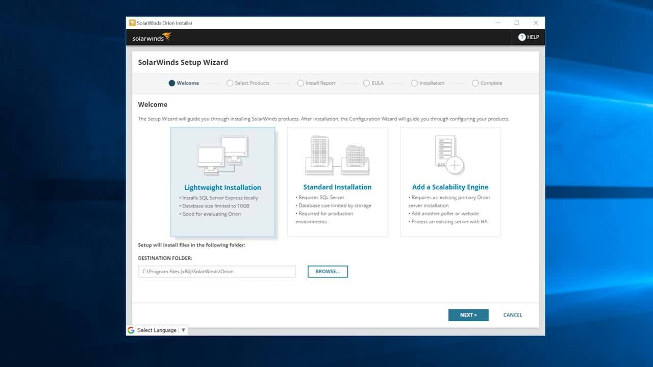 How To Migrate Solarwinds Products To A New Server With A New Ip And