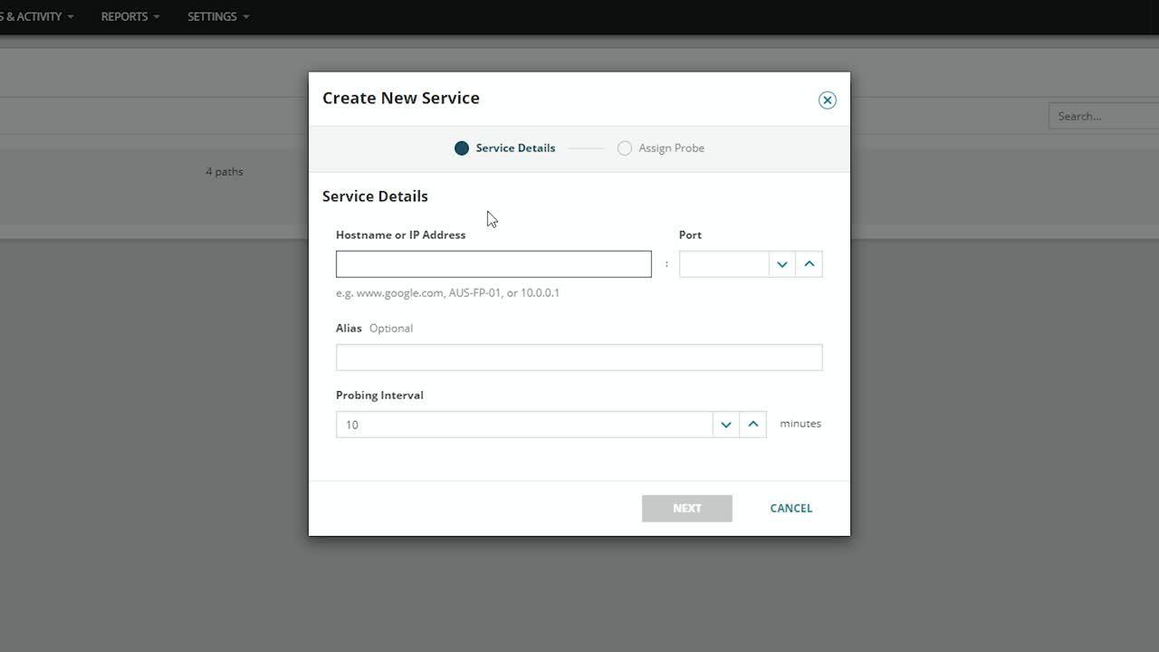 How to Set Up a NetPath Service