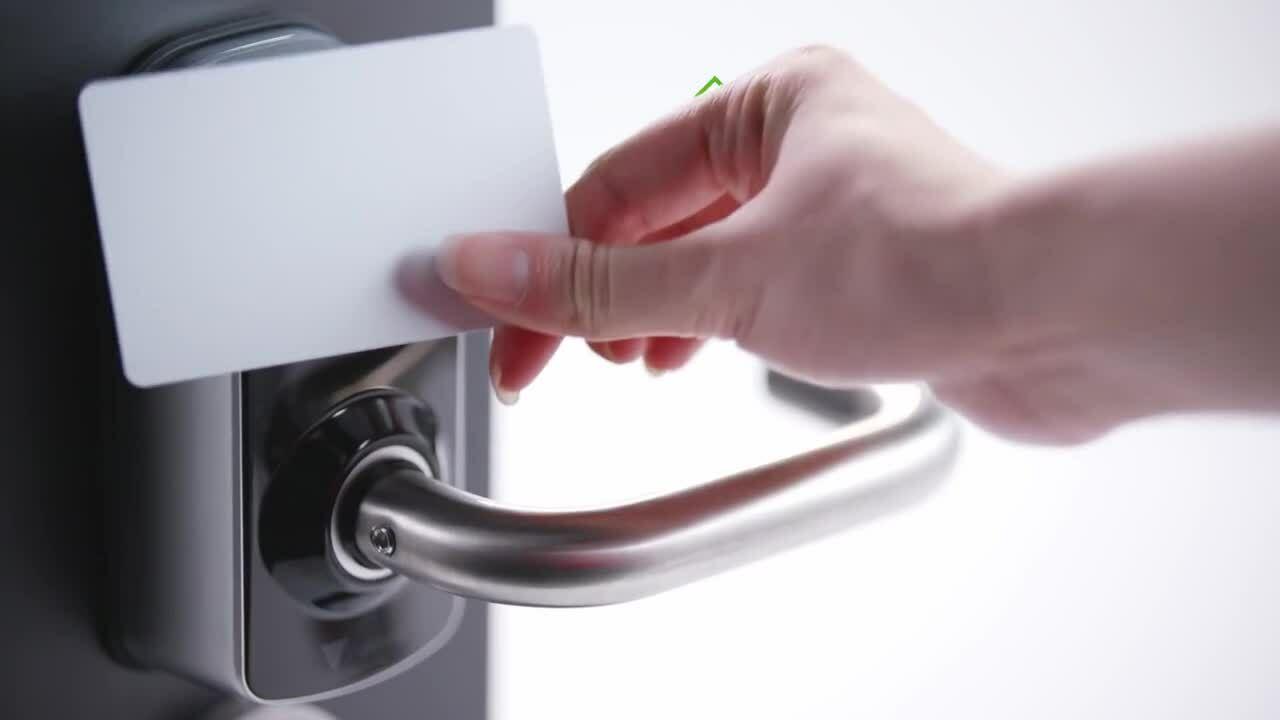 Wireless handles paxton