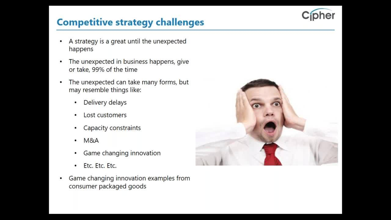 Competitive Strategy Best Practices