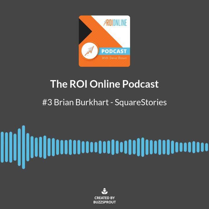 Brian Burkhart - Podcast Soundbite