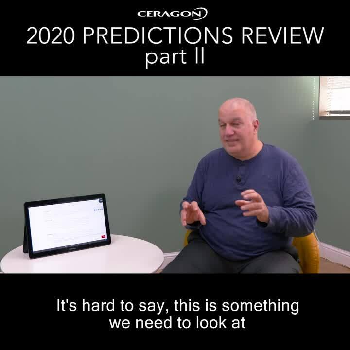 2020 predictions P2
