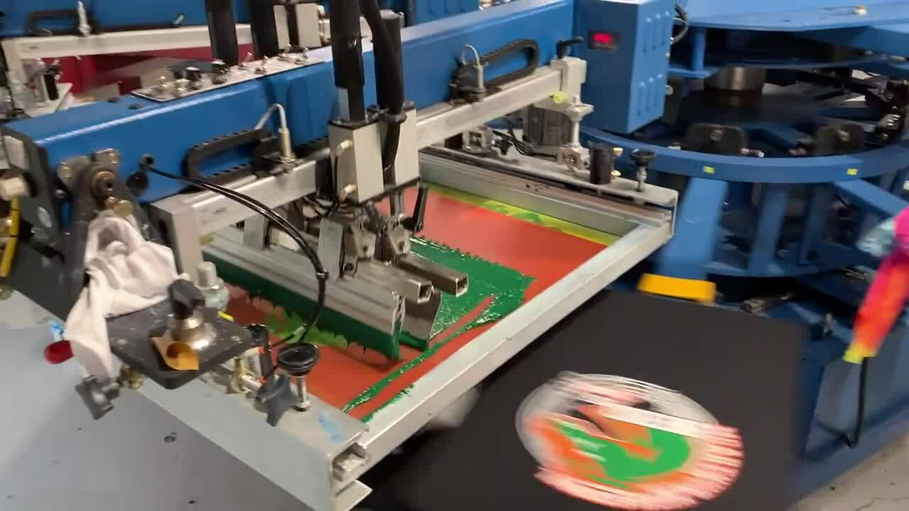 Cromer Screen Print Video v2