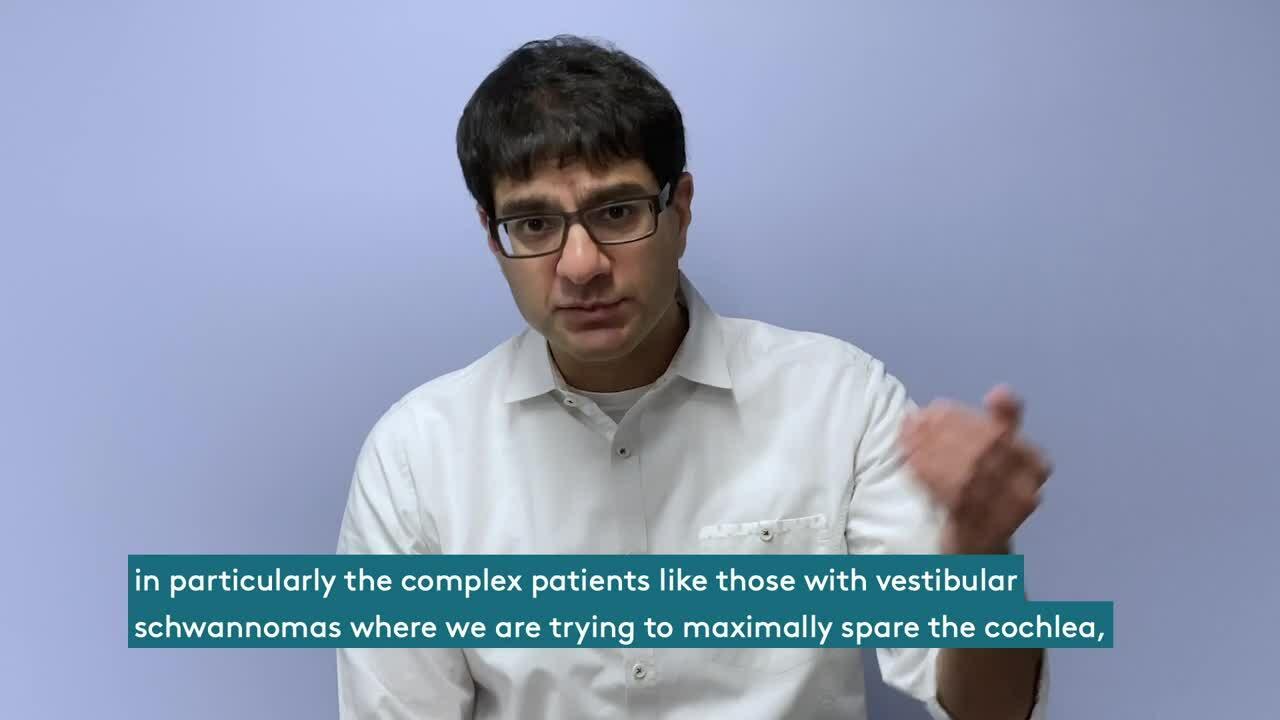Dr. Arjun Sahgal