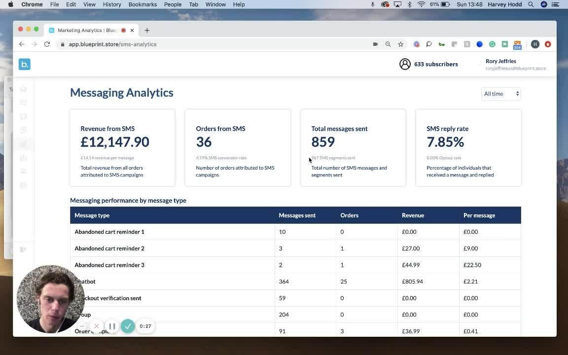 Blueprint Analytics