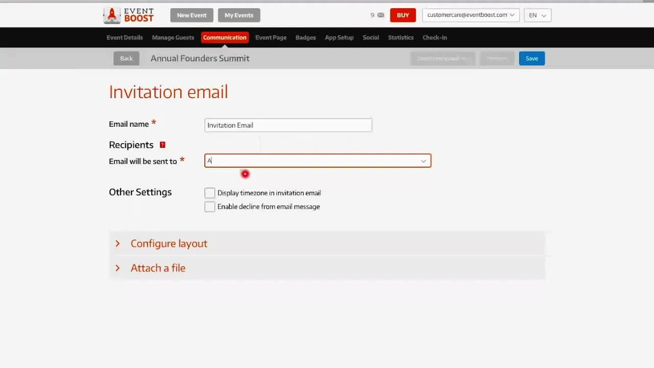 Using your custom domain as sender for your email messages