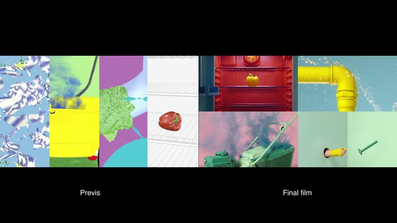 Western Union Previs Comparisons