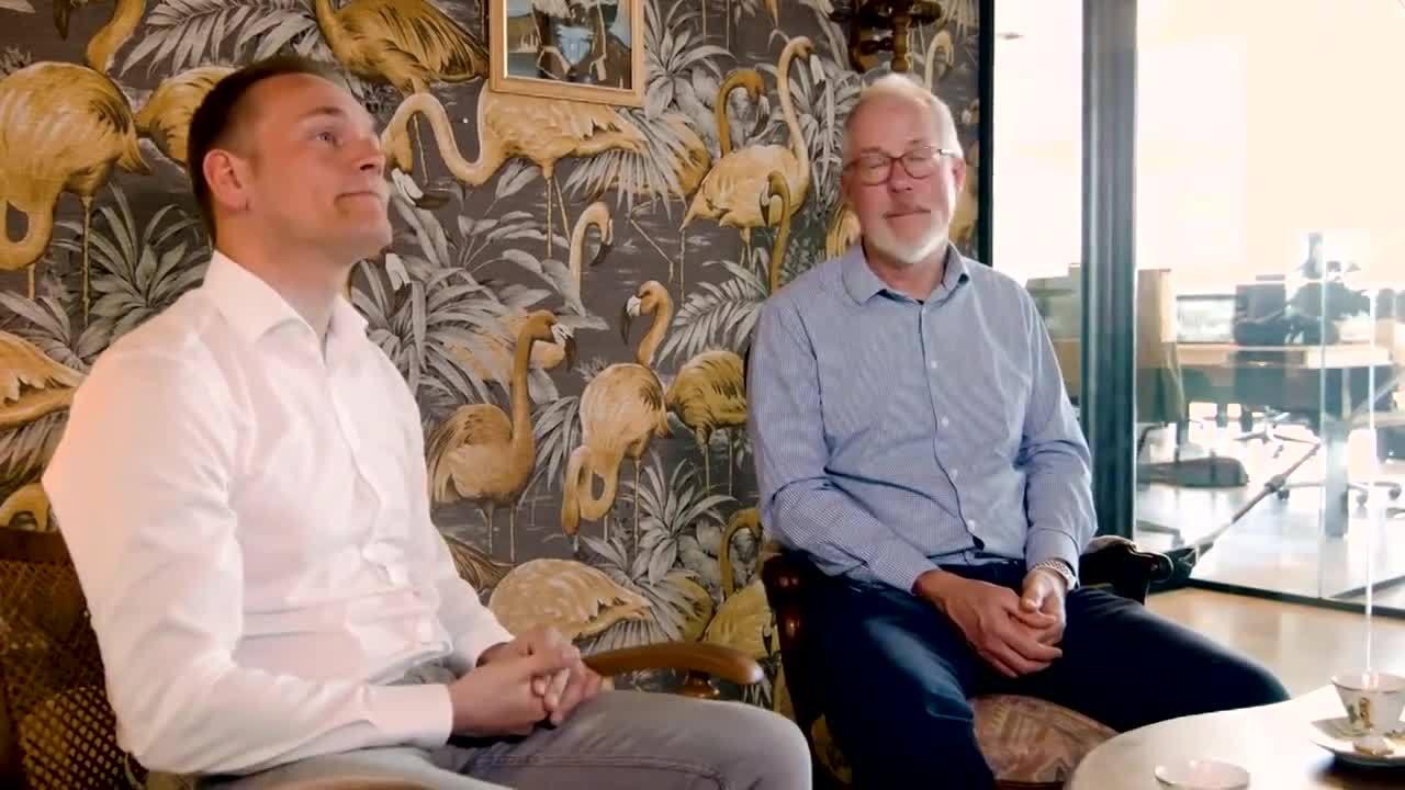 Full Interview - John R. Rymer