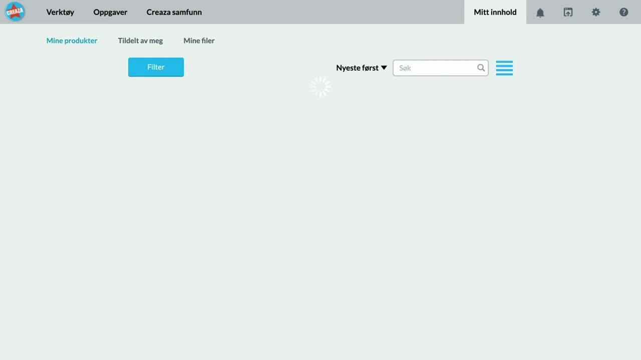 Logostart Redigere og tildele oppgaver (1)