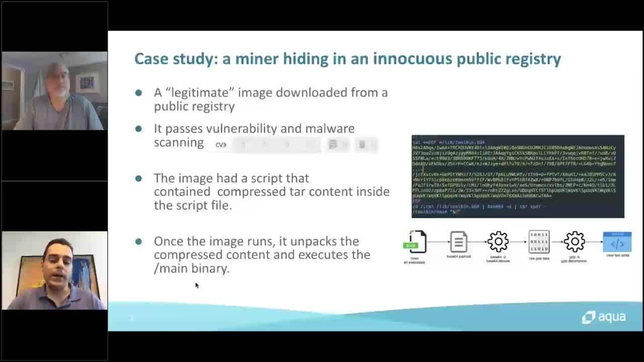 KubeSec_Online_Beyond_Vulnerability_Scanning_soundbyte