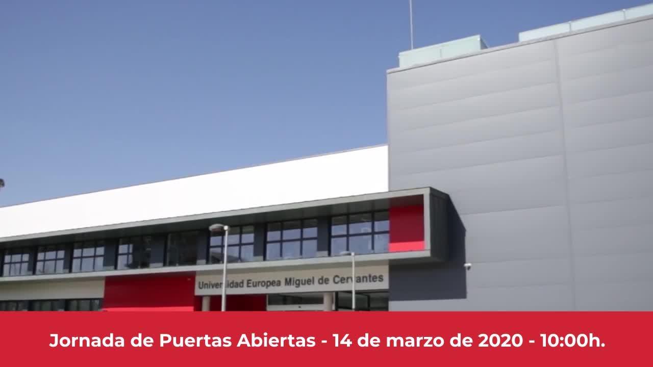 Video Jornada Puertas Abiertas UEMC 2020