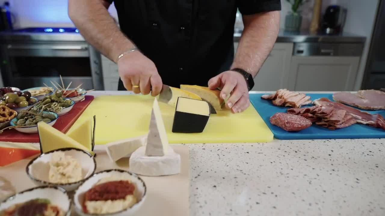 Ryman & Social Platter Co - How to make a platter Tutorial