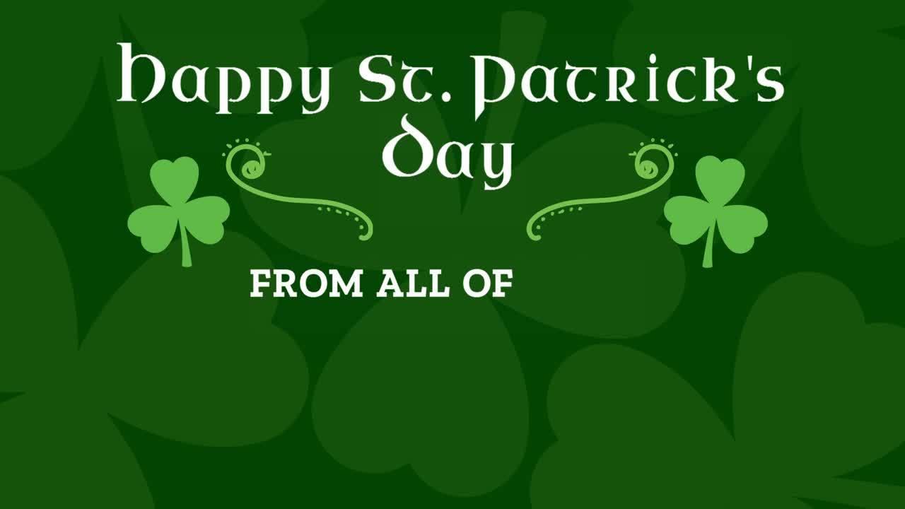St Patricks Greeting (1)