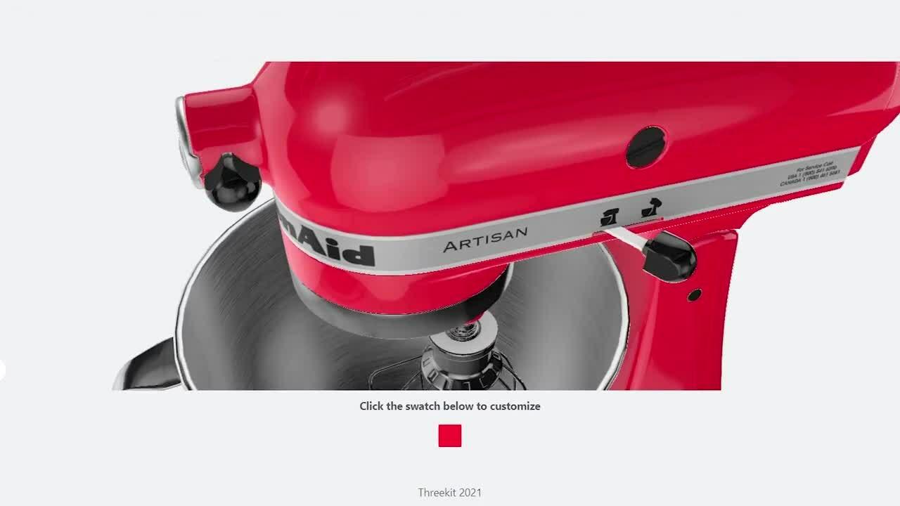 KitchenAid Mixer - 1920x1080 - 16-9