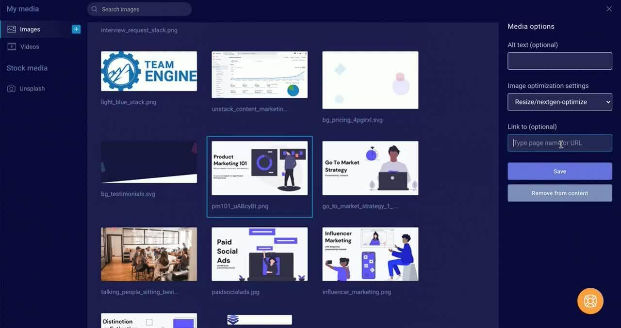 smart-linking