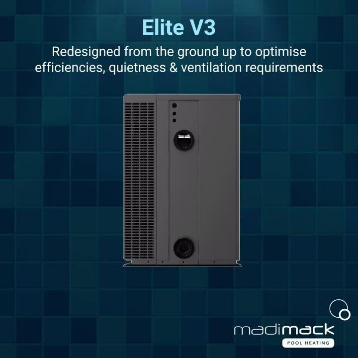 MP4_EliteV3_Bubble_Madimack Pool Heat Pump
