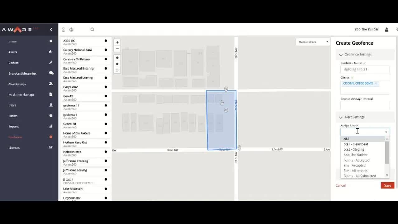 SA 2.7 location tracing