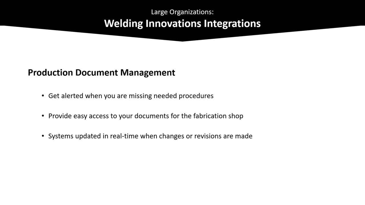 Production Document Mgmt