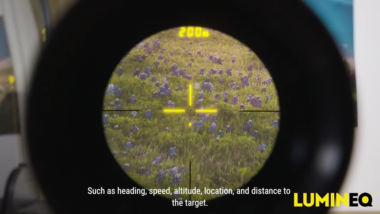 Optics demo video