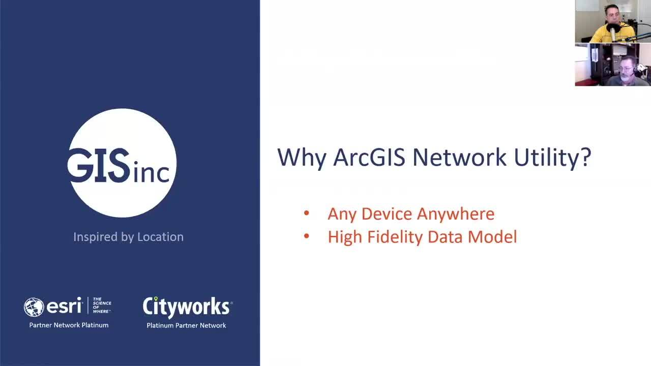 3 Reasons To Implement Esris ArcGIS Utility Network