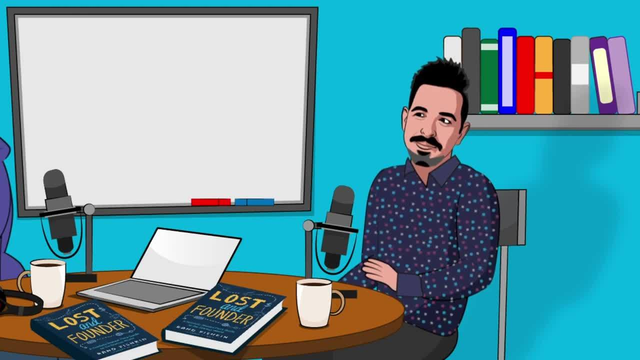 BC - Lost and Founder, Rand Fishkin - MVP vs EVP