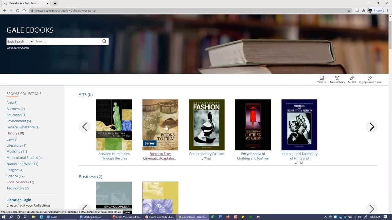 For VOL: Learn More About the New Reference Sources in Vermont Online Library Thumbnail