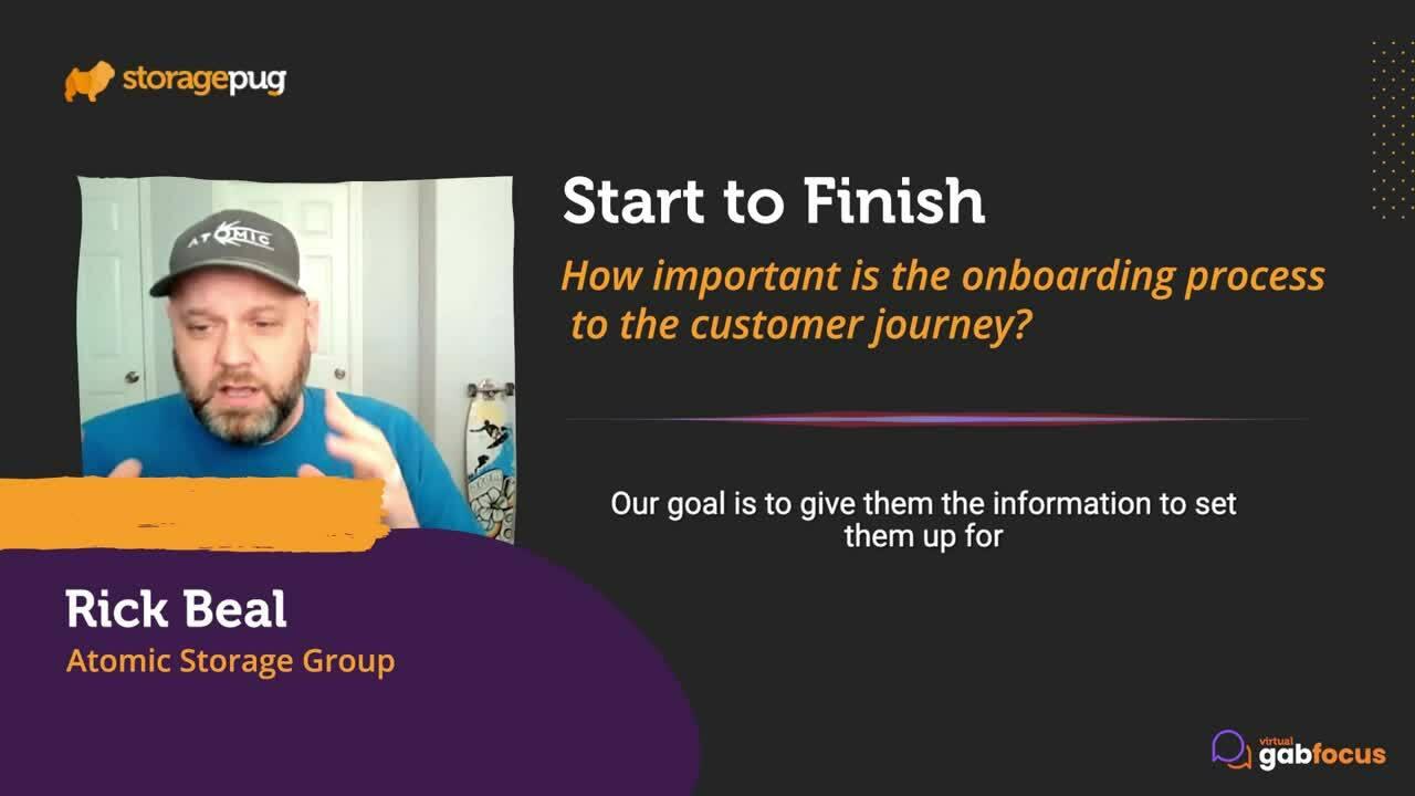 Customer Journey - Onboarding