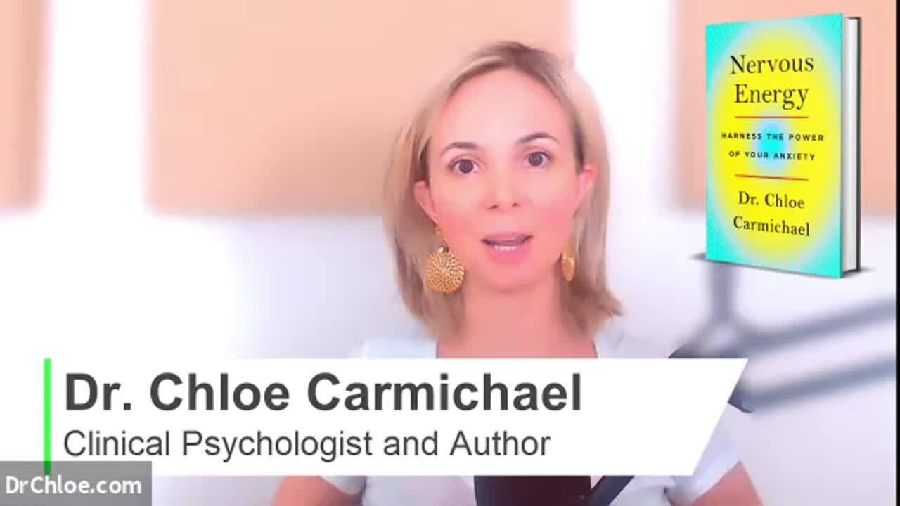 Sales Video for Nervous Energy Masterclass