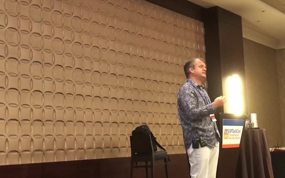 SPTechCon - Managing Office 365 Data on Mobile Devices - Part 1