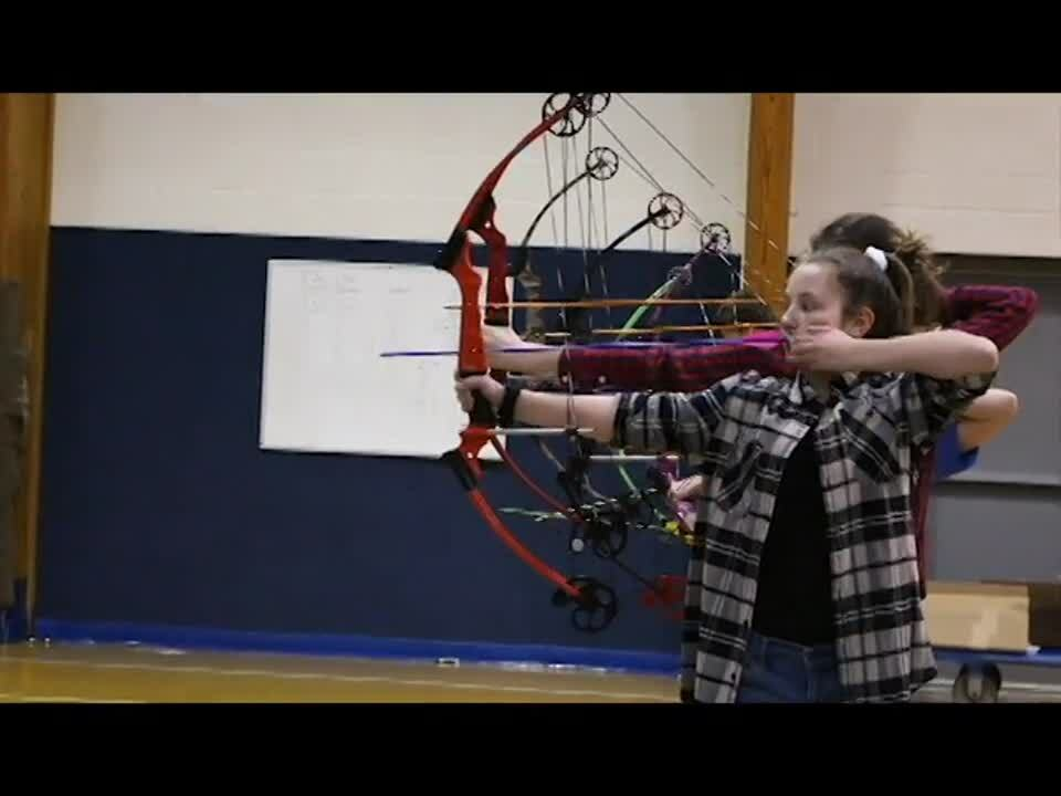 Archery at LCS