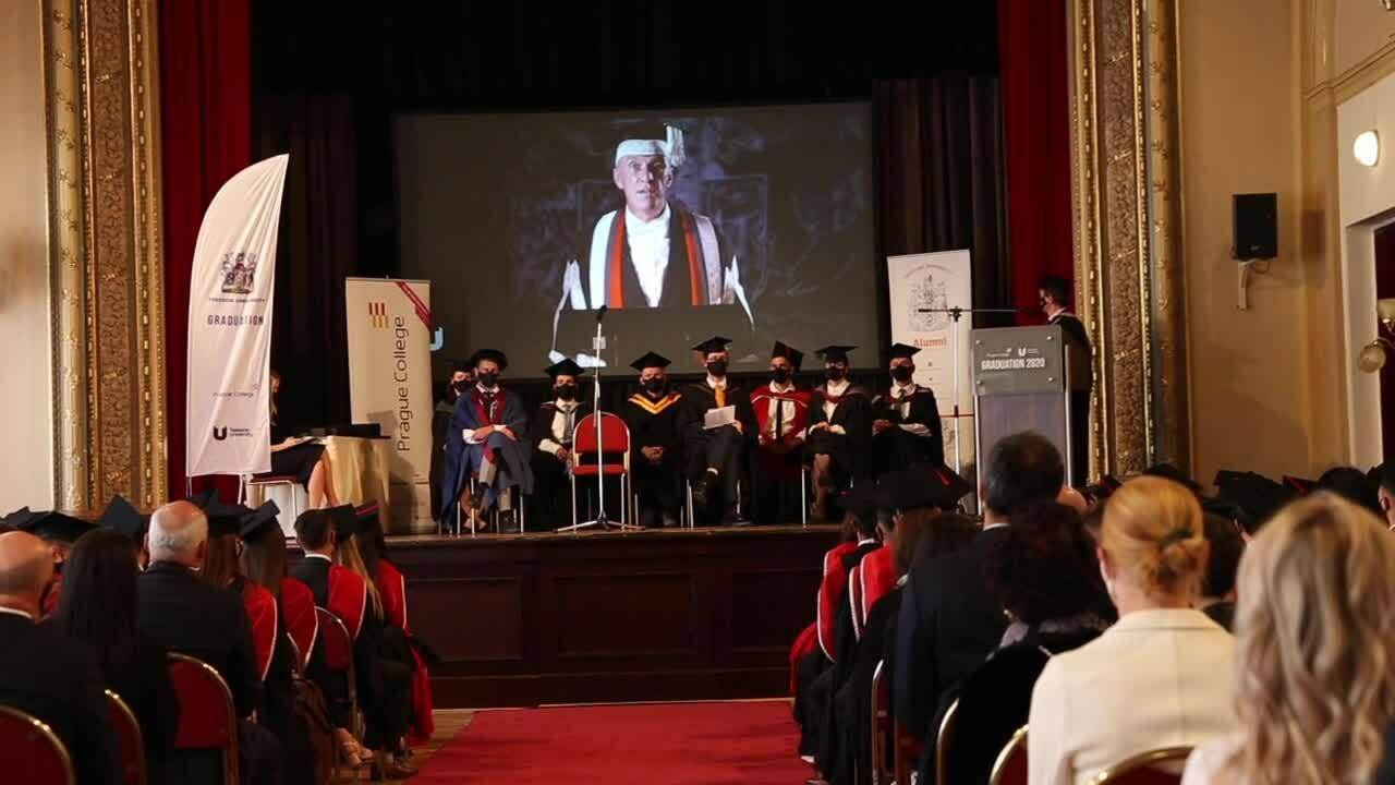 Graduation 2020 highlights