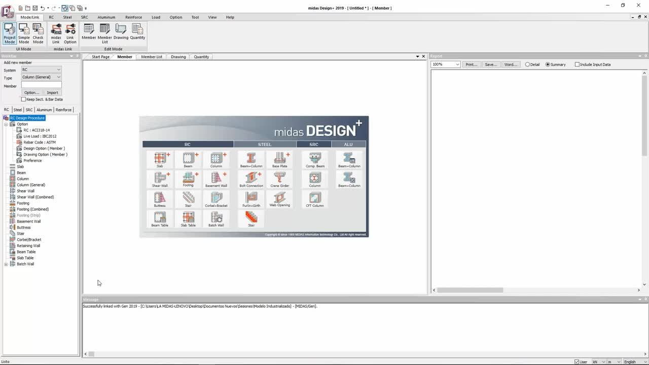 link gen-design