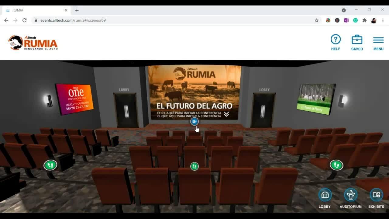 RUMIA_ Acceso Conferencias