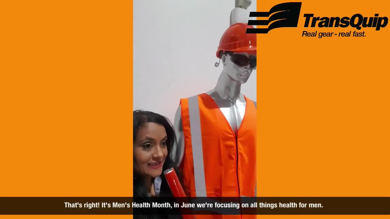 Men's Health Monthly Video