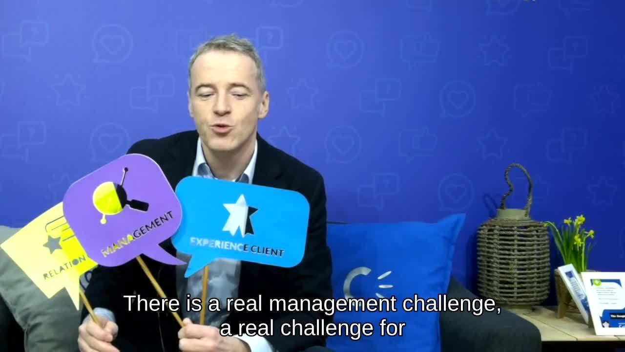 Interview Patrick Guimet - Customer Relashionship Manager Monoprix