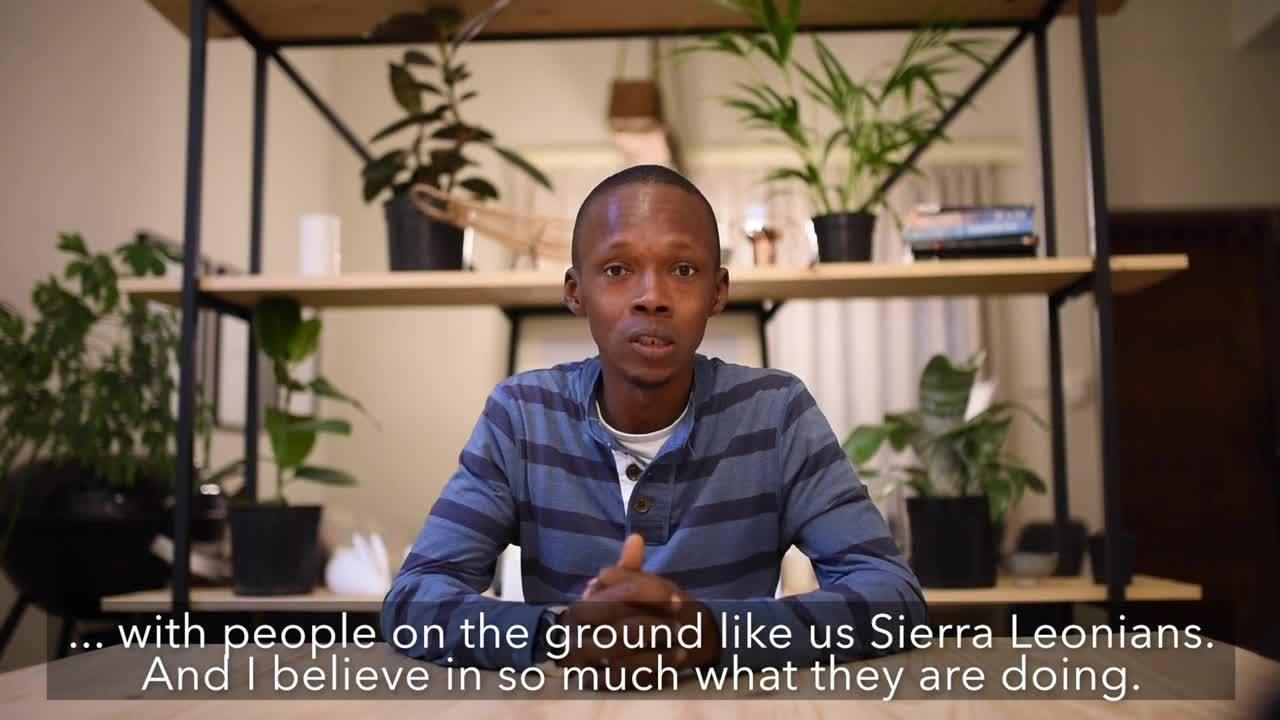 Sierra Leone Interview