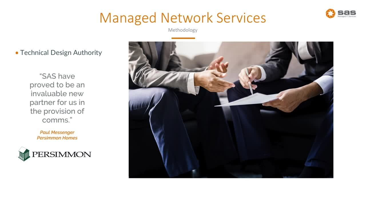 SAS Managed Network Services