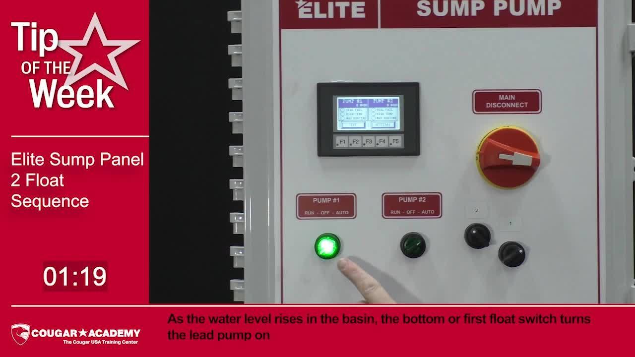 Elite Sump Pump 2 Float Sequence_April10