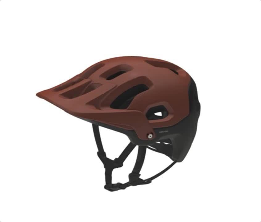 bike helmet threekit